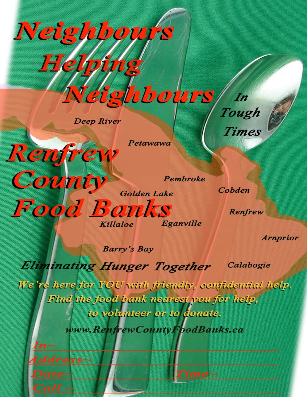Renfrew County Food Banks
